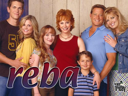 The Cast of Reba