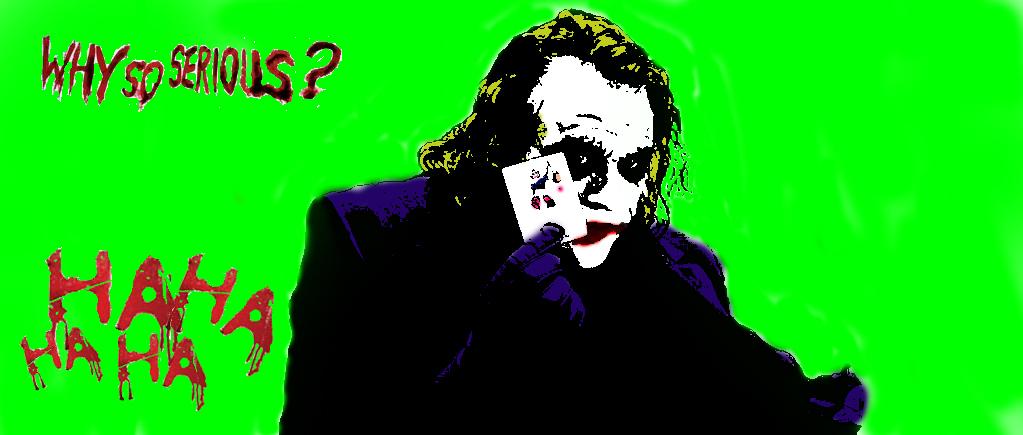 pin the joker art - photo #45
