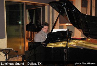 The Killdares-- Recording Studio