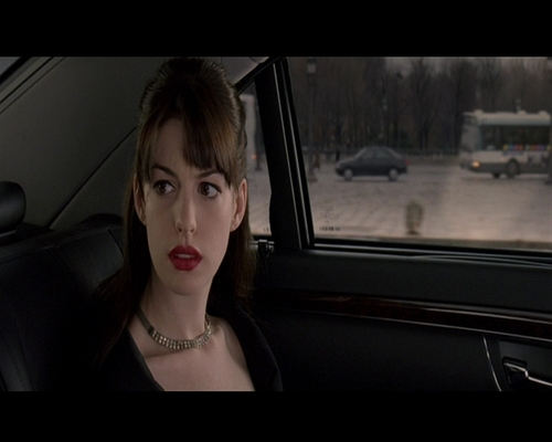 The Devil Wears Prada वॉलपेपर probably with an automobile titled The Movie Screencaps