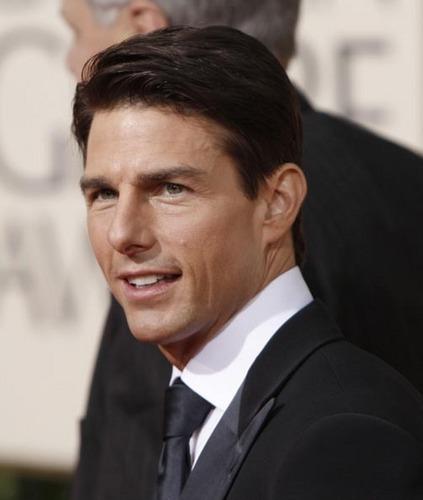 Tom @ The 2009 Golden Globe Awards
