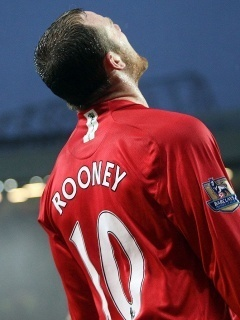 Manchester United Обои entitled Wayne Rooney <3