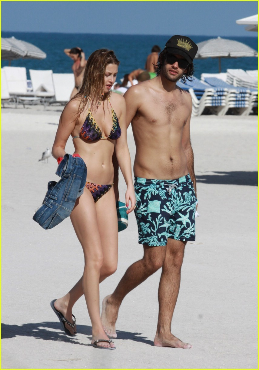 whitney port beach pictures