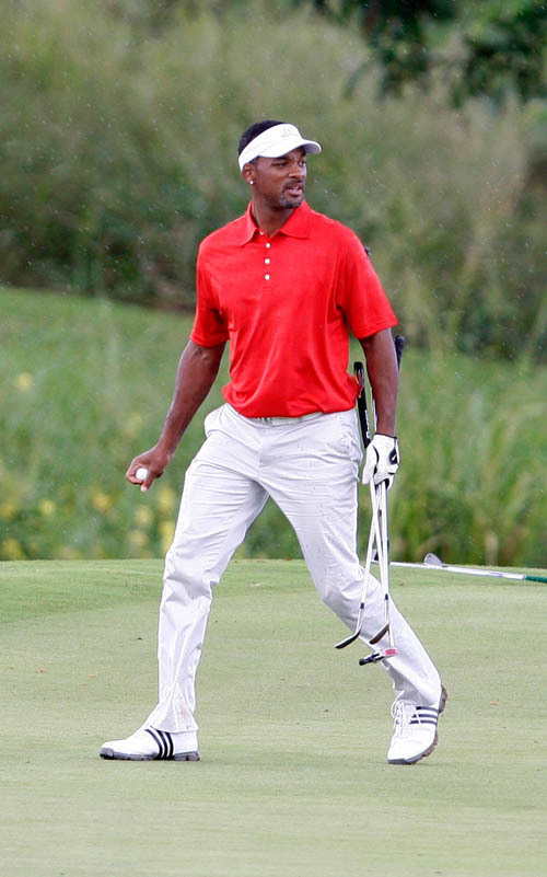 Will playing golf