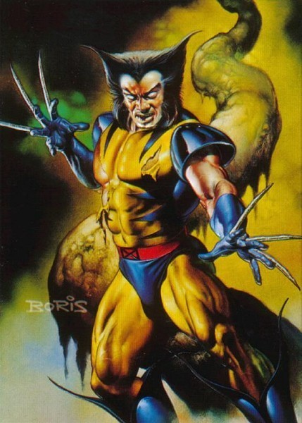 Wolverine Comics - Wolverine Photo (3508095) - Fanpop X Men Origins Sabretooth Comic