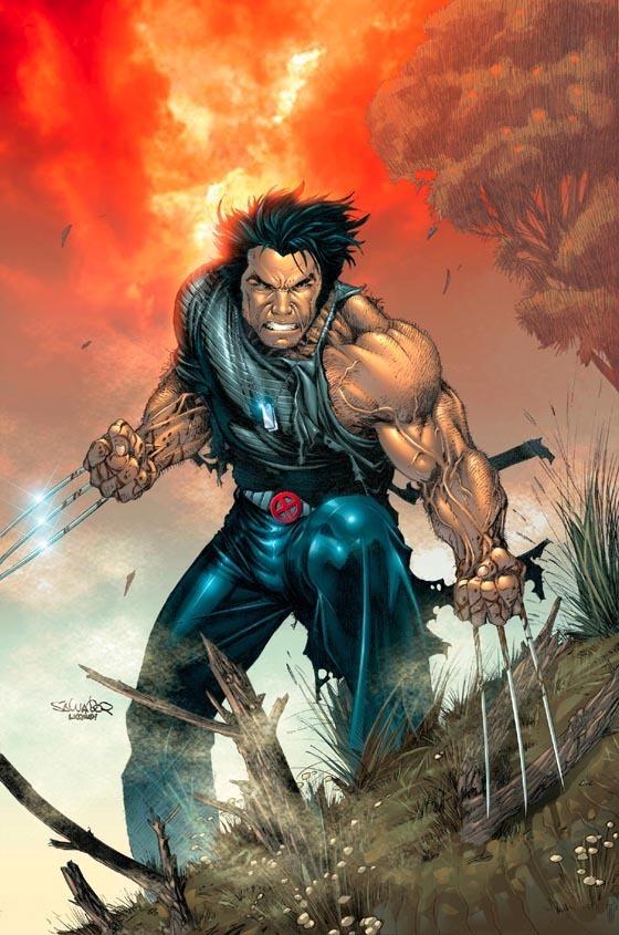 X-Men Wolverine Comic