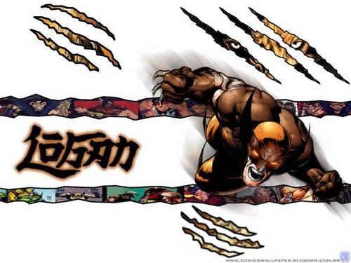 Wolverine fondo de pantalla