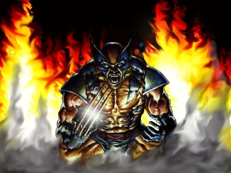 Wolverine cartoon wallpaper free download wolverine cartoon wallpaper voltagebd Images