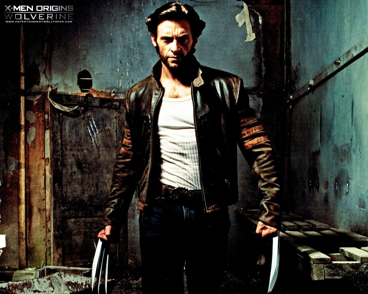 X-Men Origins: Wolverine Wallpaper - Upcoming Movies 1280x1024