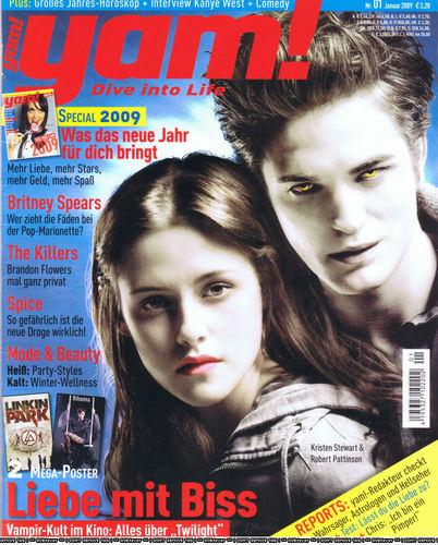 Yam! Magazine Scans
