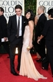 Zanessa @ 2009 Golden Globe Awards