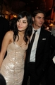 Zanessa @ 2009 Golden Globes After Party
