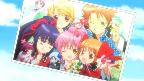 all guardians - shugo-chara Photo