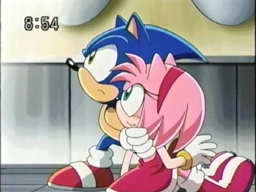 amyrose and sonic 愛