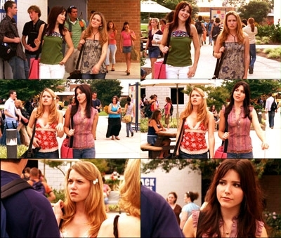Brooke and Haley wallpaper titled braley !