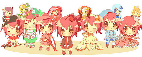 Shugo Chara Party!!! ^^