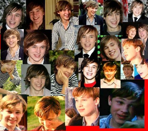 collage will smiling