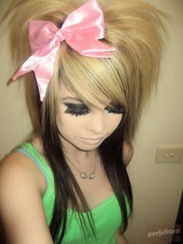 emo girls - emo-girls Photo