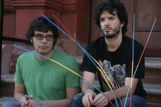 Flight of the Conchords wallpaper titled fotc