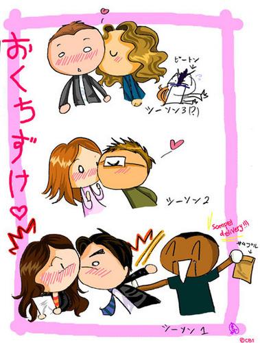 kisses <3