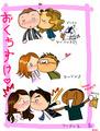 kisses <3 - csi-ny fan art