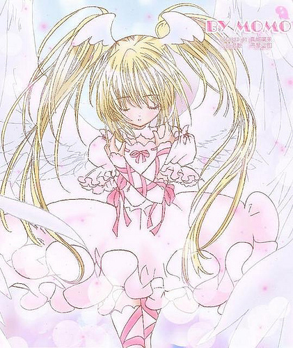 Shugo Chara wallpaper entitled utau angel