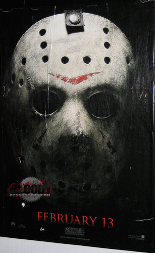 2 new Friday the 13th posters