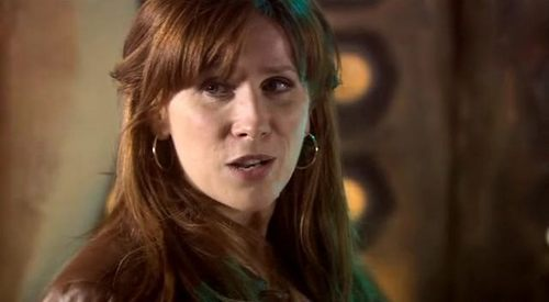 Donna Noble wallpaper containing a portrait called 4x13 Journey's End Screencaps [Donna Noble]