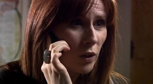 Donna Noble kertas dinding possibly containing a portrait titled 4x13 Journey's End Screencaps [Donna Noble]