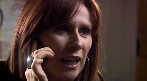 Donna Noble kertas dinding containing a portrait entitled 4x13 Journey's End Screencaps [Donna Noble]