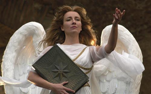 thiên thần in America
