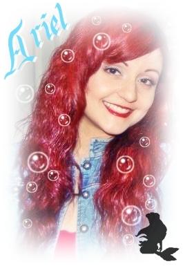 Ariel in the Flesh!!