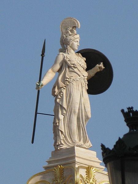 Athena - Greek Mythology Photo (3637994) - Fanpop