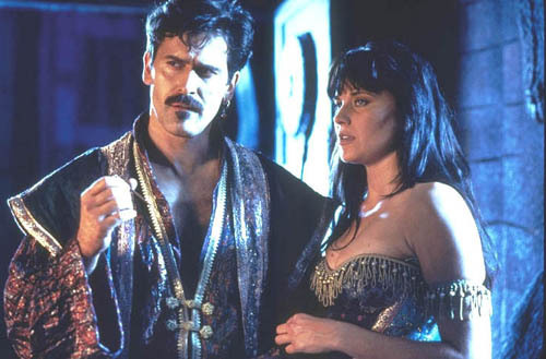 Autolycus and Xena