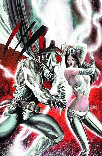 Azrael> Death Dark Knight