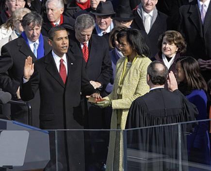 Barack Obama: The Inauguration