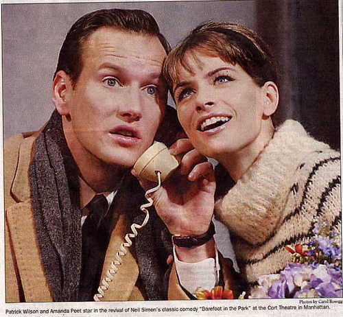 Barefoot in the Park - patrick-wilson Photo