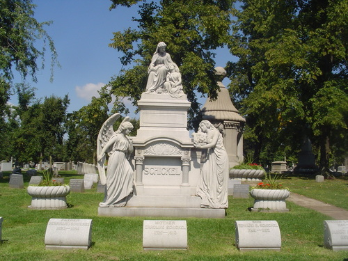 Forest Lawn Cemetery, Buffalo, NY