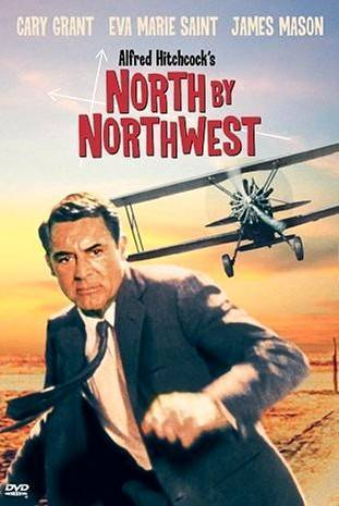 Cary Grant in North door North West