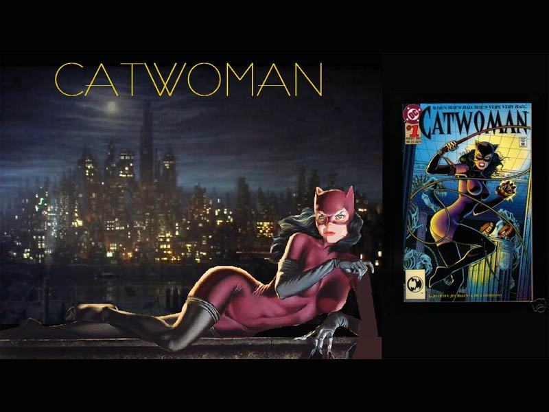 catwoman movie. Catwoman Movie Poster
