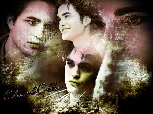 Twilight Series wallpaper entitled Edward Cullen