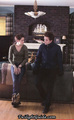 Edward and Bella-couch - twilight-series photo