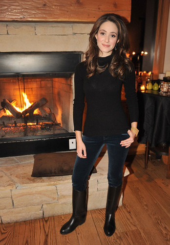 Emmy at Dare Sundance 공식 만찬, 저녁 식사