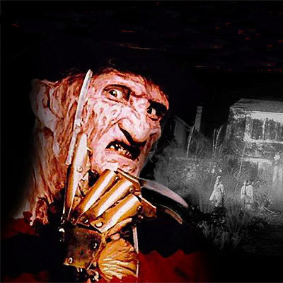 Freddy krueger horror legends photo