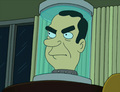 Futurama - richard-nixon fan art