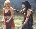 Gabrielle & Xena
