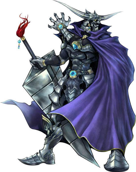 Garland - Dissidia: Final Fantasy 474x600