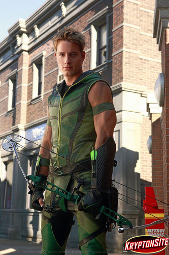 Green Arrow AKA Oliver Queen