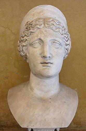 Griechische Mythologie Hintergrund entitled Hera
