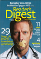 House (Cover of Reader's Digest Germany)